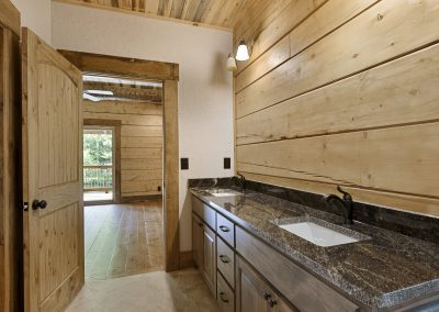 Custom Modern Rustic Homes
